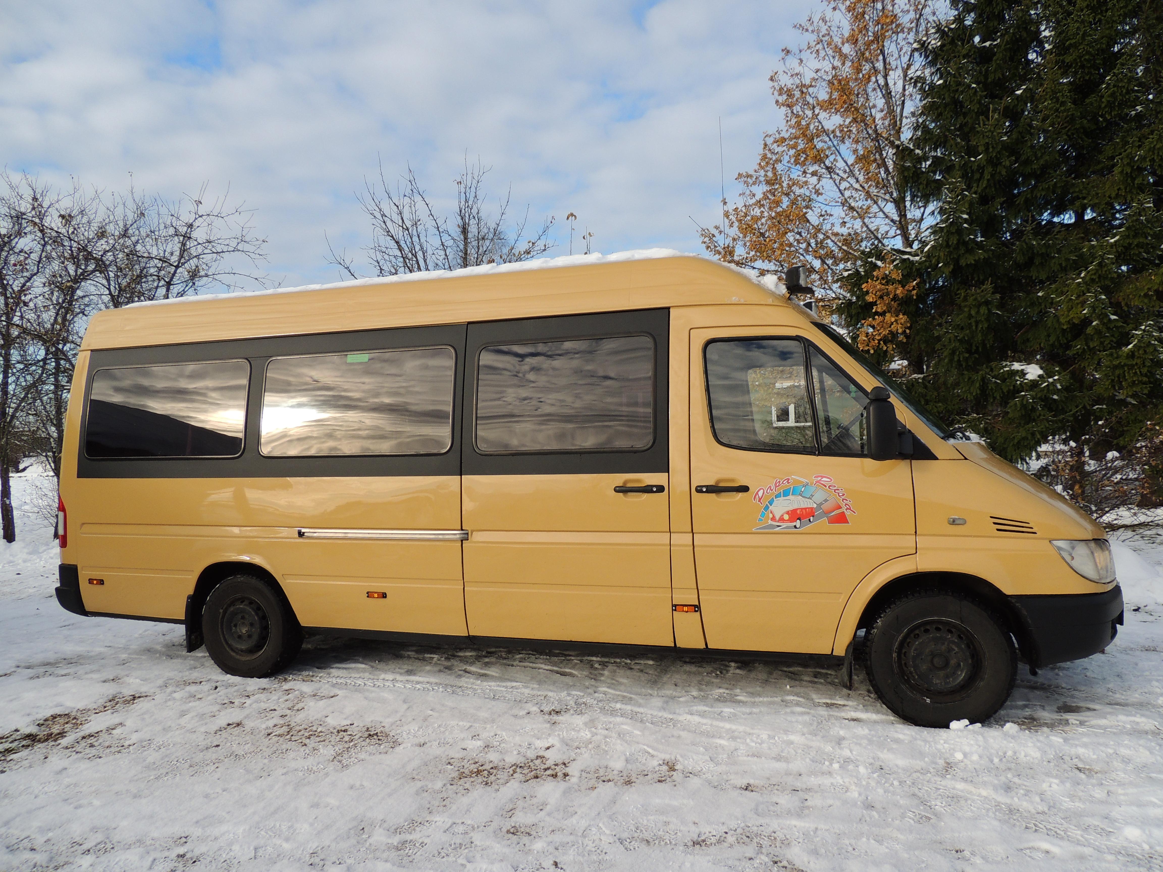 busside tellimine tartus
